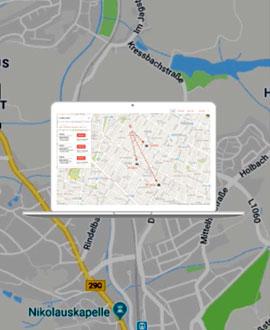 Tracking Platform inklusive