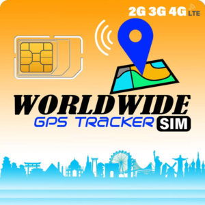 SIM card for GPS Tracking