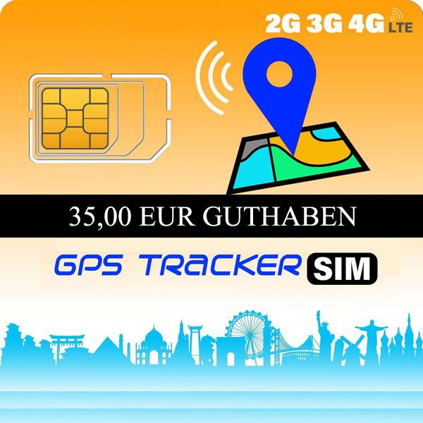 Sim Karte GPS Tracker