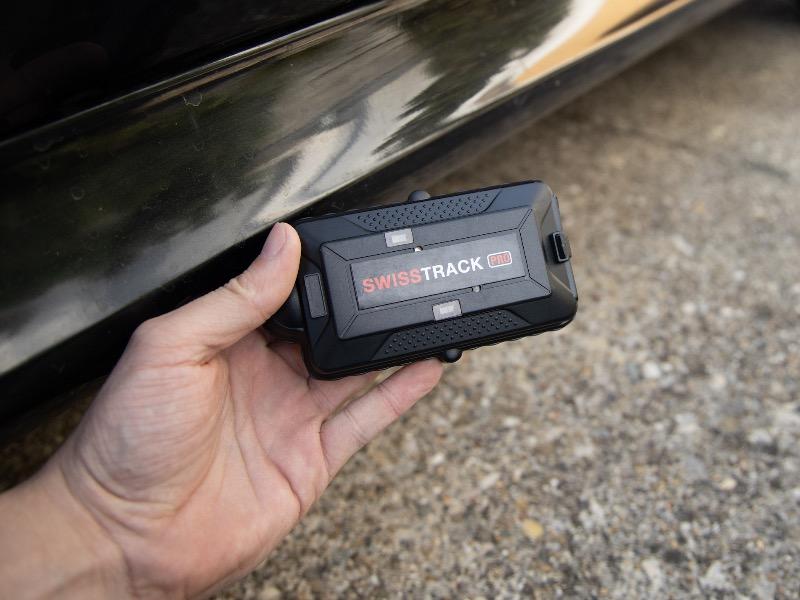 Swisstrack Pro als Diebstahlsschutz für Keyless Go Autos