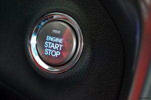 keyless-go-startknopf-auto