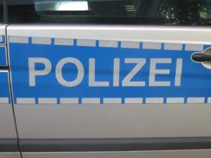Polizei Fahrraddieb